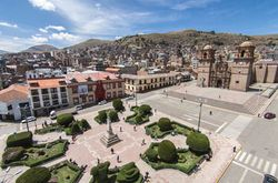Hacienda Plaza De Armas