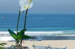 Flat De Frente Para O Mar De Copacabana