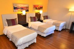 Hotel Bicentenario Suites Spa